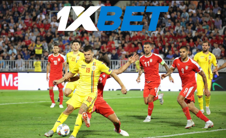 Urmăriți jucătorii preferați - fotbal live pe 1xBet